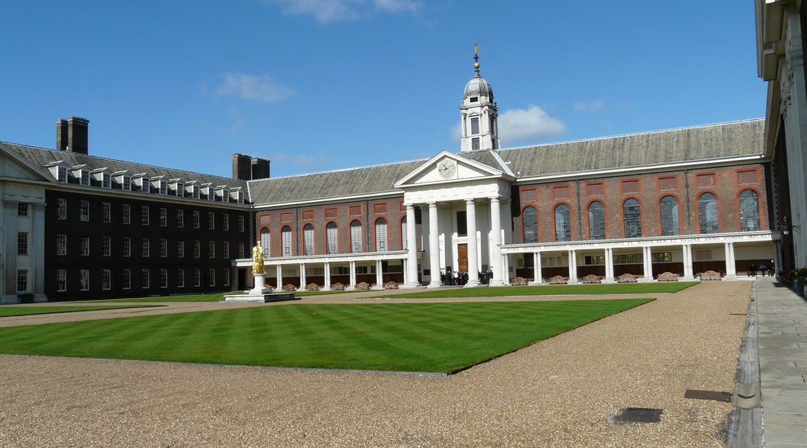 Royal Hospital Chelsea, London